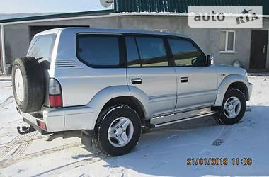 Toyota Land Cruiser Prado land cruiser 3.0tb  2002