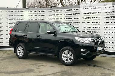 Toyota Land Cruiser Prado 2.7  2017