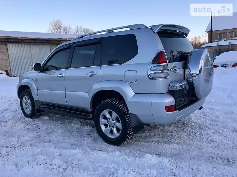 Toyota Land Cruiser Prado 2006 года