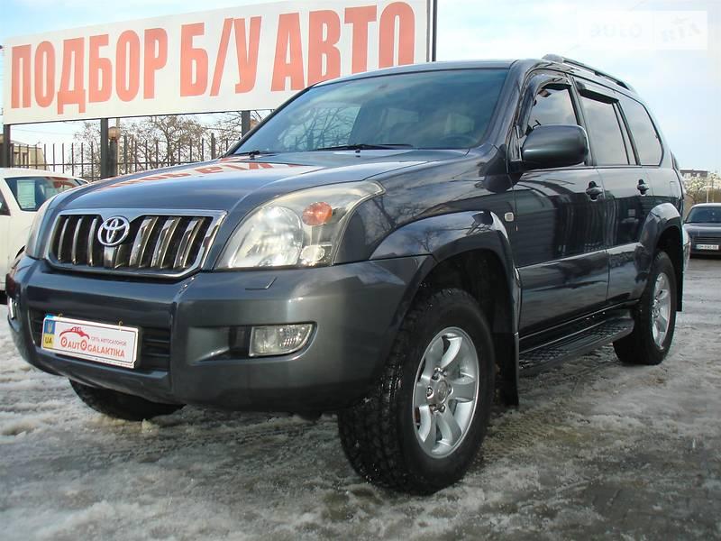 Toyota Land Cruiser Prado 2008 года