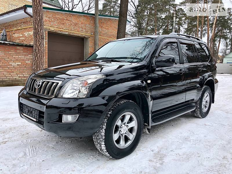 Toyota Land Cruiser Prado 2009 року