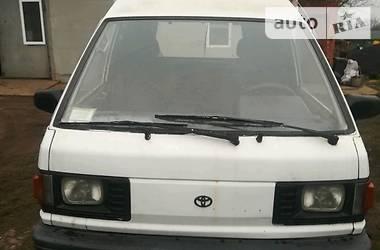 Toyota Lite Ace  1991