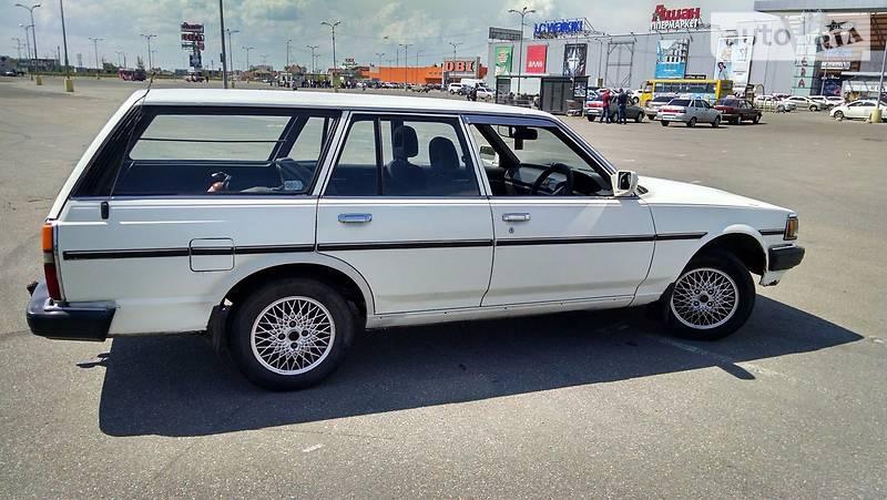 Auto Ria 2 Wagon 1986 1500