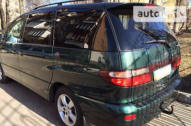 Toyota Previa 2.0 D-4D 2002