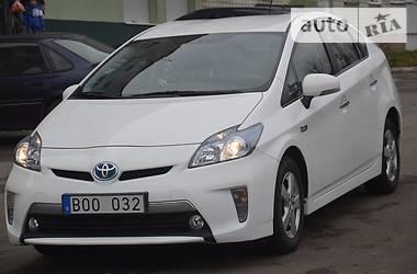 Toyota Prius Plug  in Hybrid 2012