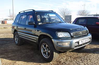 Toyota Rav 4 4WD 1996