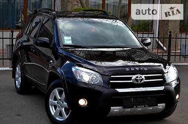 Toyota Rav 4 START/STOP//EUROPA 2009