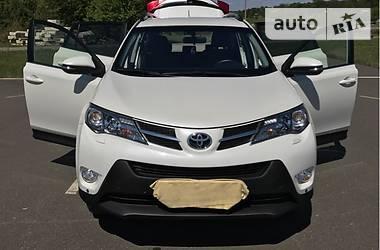 Toyota Rav 4 comfort  2014