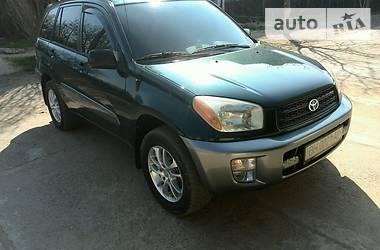 Toyota Rav 4  2002