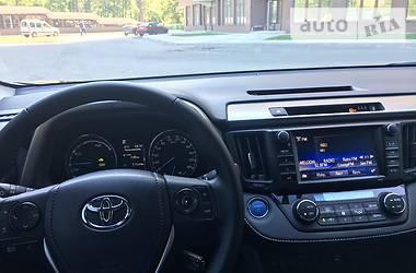 Toyota Rav 4 HYBRID 2016