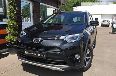 Toyota Rav 4 LOUNGE 2016