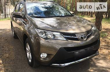 Toyota Rav 4 Lounge 2014
