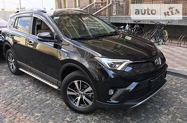 Toyota Rav 4 LOUNGE 2017
