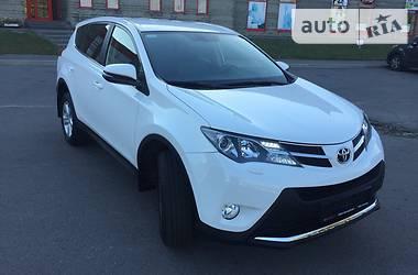 Toyota Rav 4 LOUNGE 2013