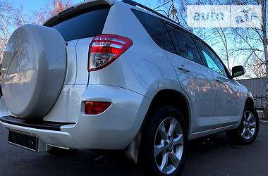 Toyota Rav 4 4WD-WHITE PEARL 2012