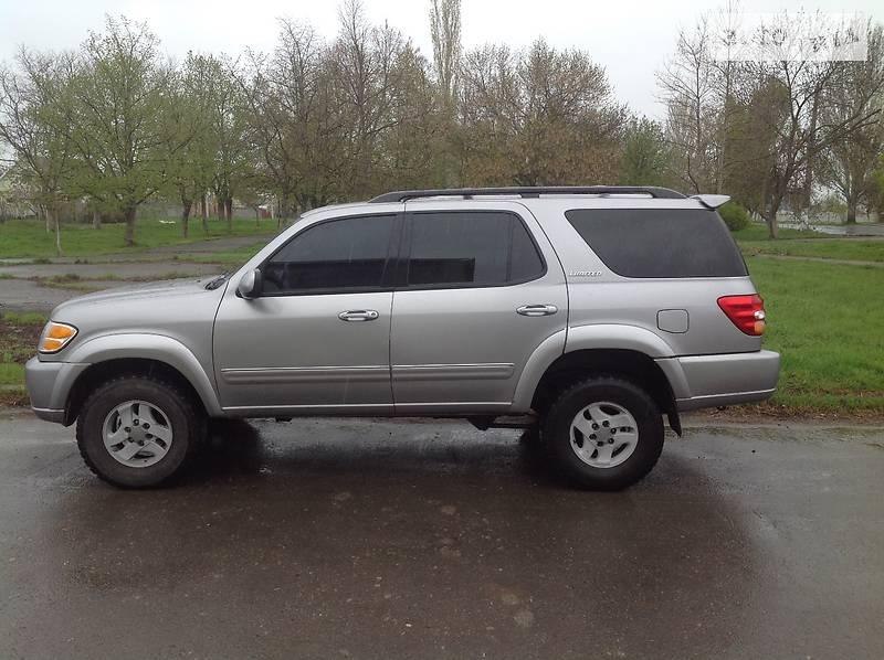 AUTO.RIA – Продам Тойота Секвойя 2001 : 13200$, Николаев