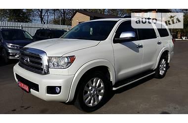 Toyota Sequoia 5.7i Platinum 2011