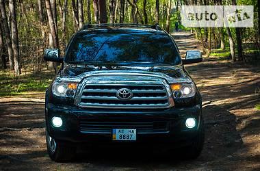 Toyota Sequoia Platinum 4x4 2008