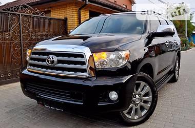 Toyota Sequoia VIP-PLATINUM 2009