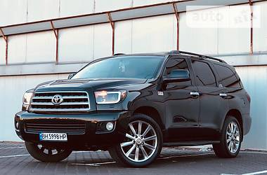 Toyota Sequoia V IDEALE 2009