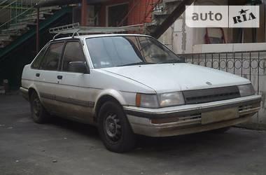 Toyota Sprinter  1986