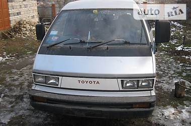 Toyota Town Ace  1991