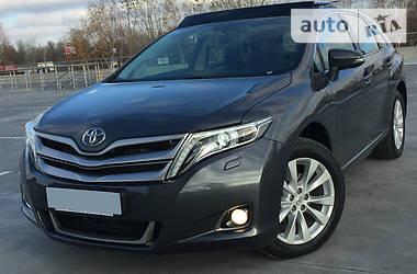 Toyota Venza Prestige 4WD 2014