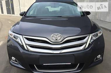 Toyota Venza AWD_Prestige 2014