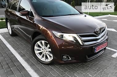 Toyota Venza 2.7 VVT-i RESTAILING 2013
