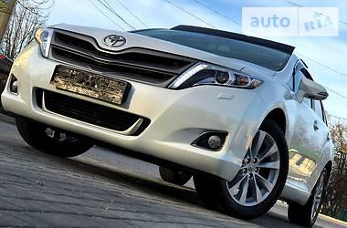 Toyota Venza PANORAMA_PEARL WHITE 2014