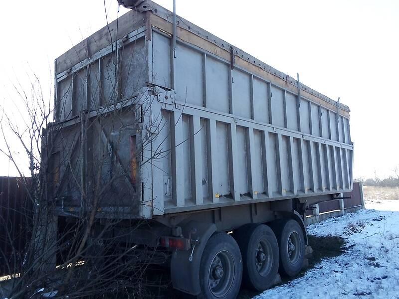 Самосвал полуприцеп Trailor S383EL