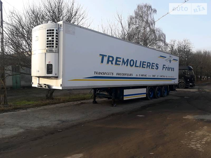 Trailor Thermo King