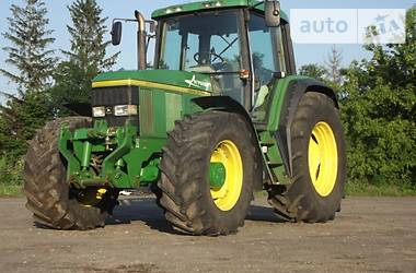 Цены John Deere 6910 Трактор