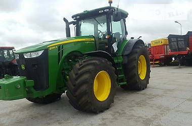 Цены John Deere 8335 R Трактор