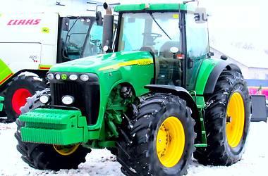 Цены John Deere 8520 Трактор