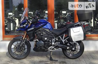 Triumph Tiger Abs 2012