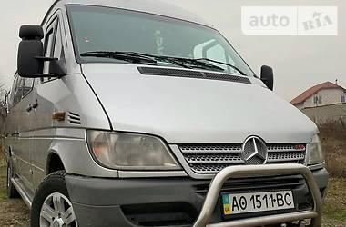 Характеристики Mercedes-Benz Sprinter 316 пасс. Туристический / Междугородний автобус