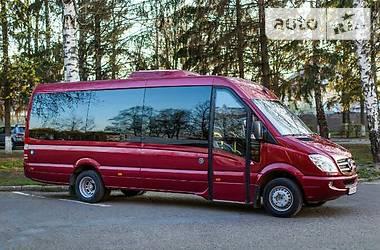 Характеристики Mercedes-Benz Sprinter 516 пасс. Туристический / Междугородний автобус