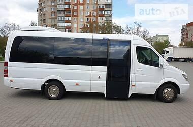 Характеристики Mercedes-Benz Sprinter 519 пасс. Туристический / Междугородний автобус