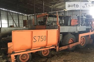 ТЗ 22 Baukema S 750 1988