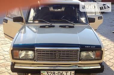 УАЗ 2107  1990