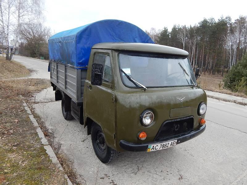 УАЗ 2206 груз. 1990 года