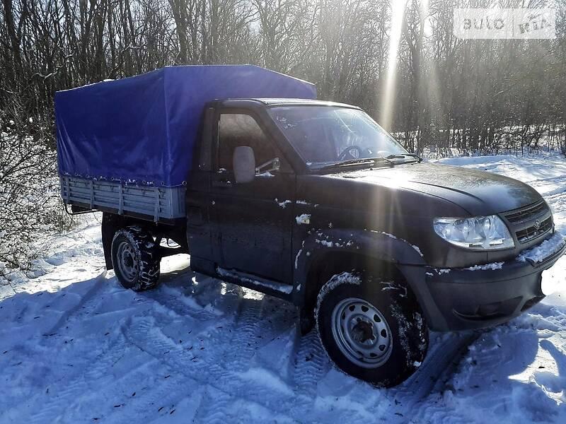 УАЗ 2206 груз.
