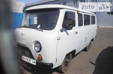 УАЗ 2206 пасс.  1999