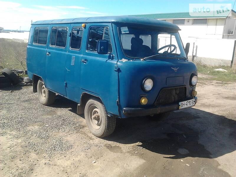 УАЗ 2206 пасс.