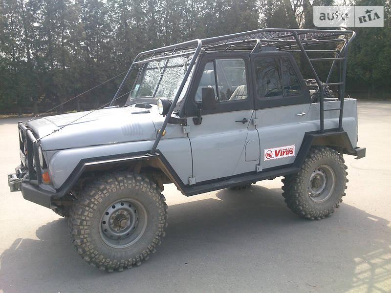 УАЗ 3151201