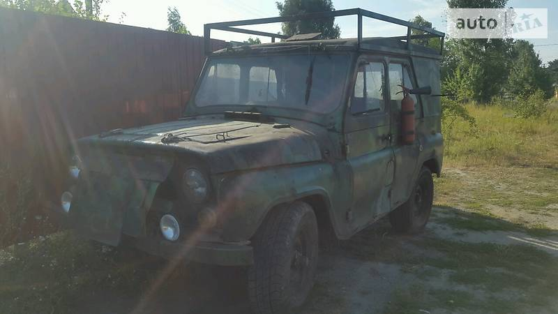 УАЗ 31512 1990 года