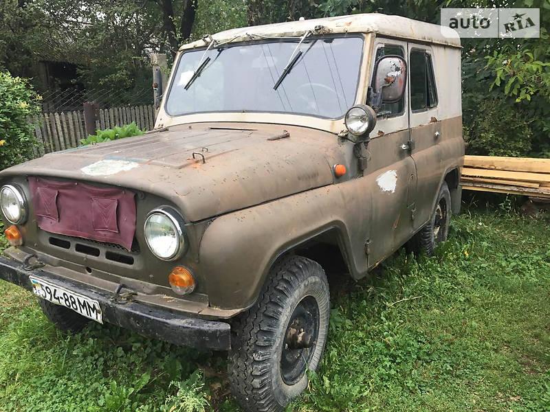 УАЗ 31512 1989 року