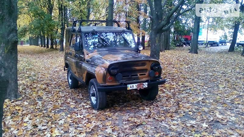 УАЗ 31512 1992 року