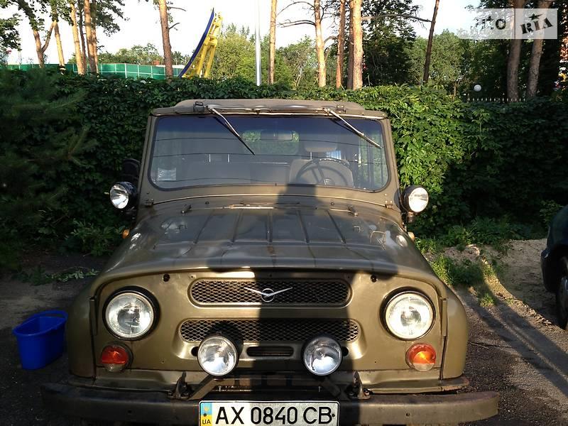 УАЗ 31512 1989 года